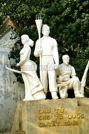 war memorial hanoi vietnam