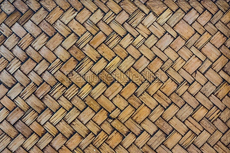 bamboo weave