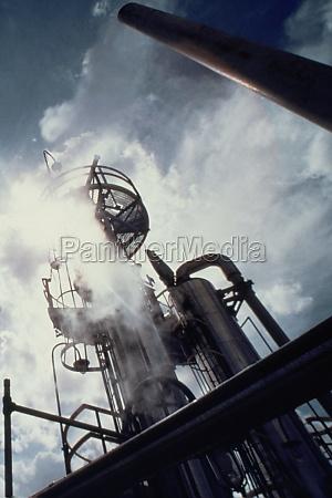 oil refinery brazil