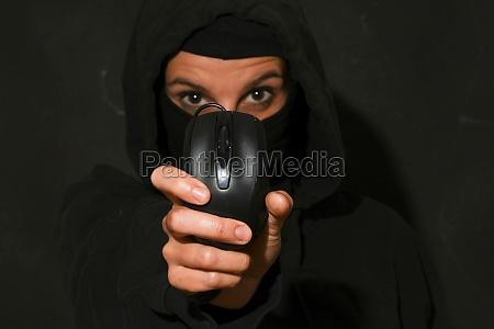 internet crime or cyber crime
