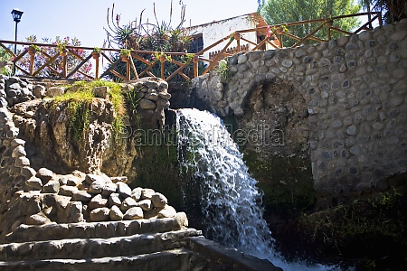 water falling in a mill sabandia