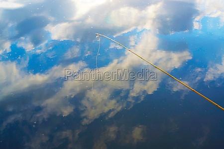 empty fishing image