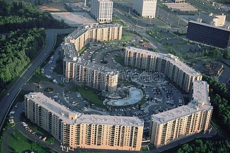 apartment complex tysons corner virginia