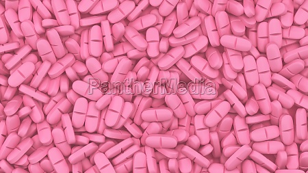 heap of pills