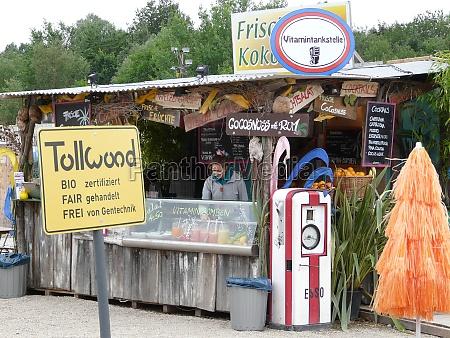 tollwood in bavaria