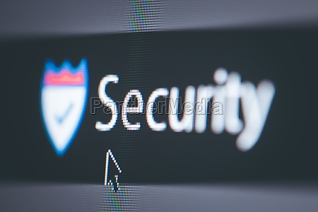 anti virus protection safety concept secure