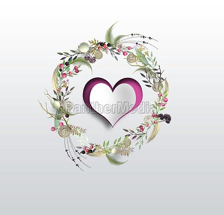 wedding invitation valentines card birthday card
