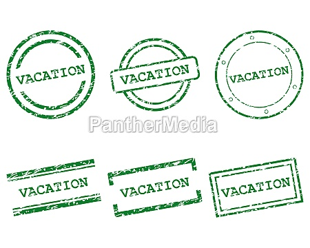 vacation stamps