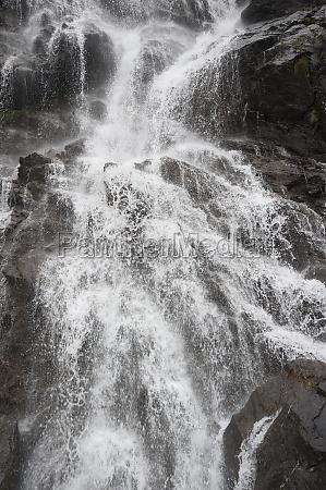 a stream or river course