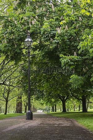 hyde park london uk