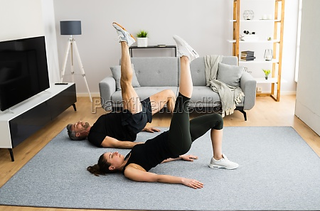 online home fitness workout