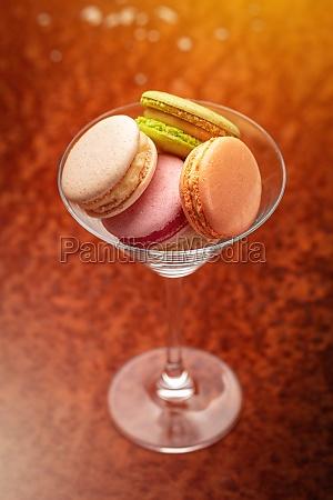 french dessert concept