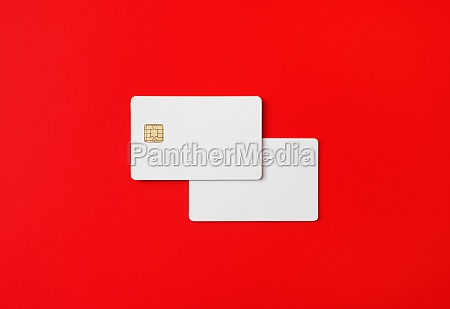 blank credit cards