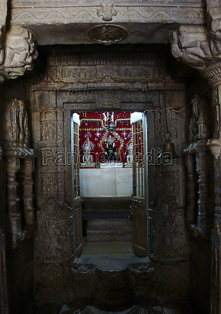 a hindu temple in india