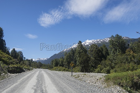 part of the carretera austral