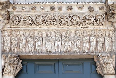 saints and angels chiesa e battistero