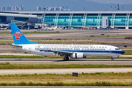 china southern airlines boeing 737 800