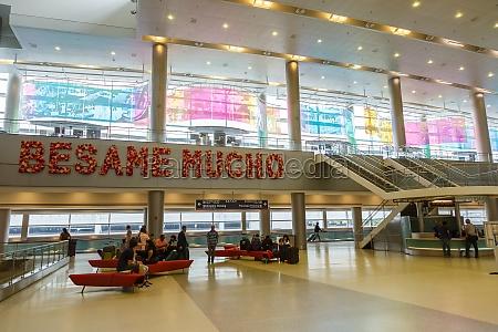 miami international airport mia terminal in