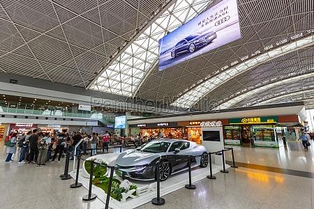 chengdu shuangliu international airport terminal 2