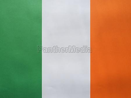 irish flag of ireland