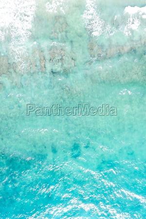 sea background seychelles ocean water copyspace