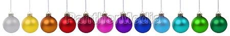 christmas balls baubles ornament colorful decoration