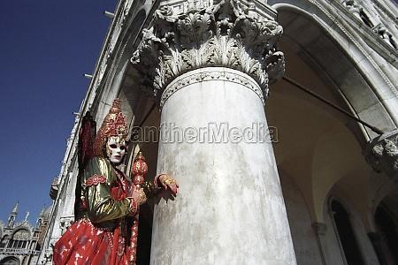 italy venice carnival