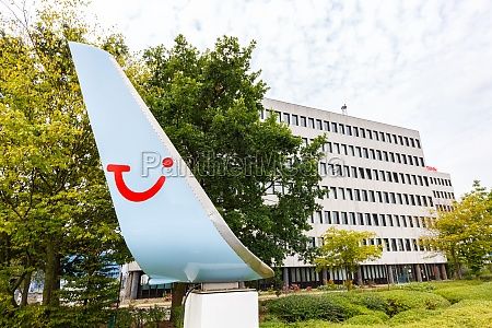 tuifly headquarters hq at hannover hanover
