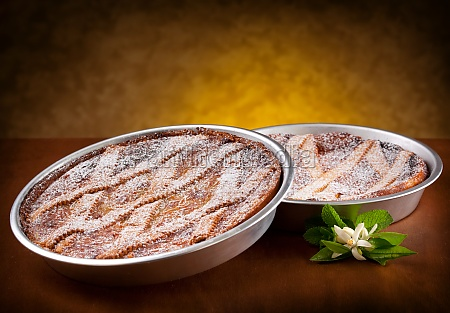 neapolitan pastiera traditional italian easter cake