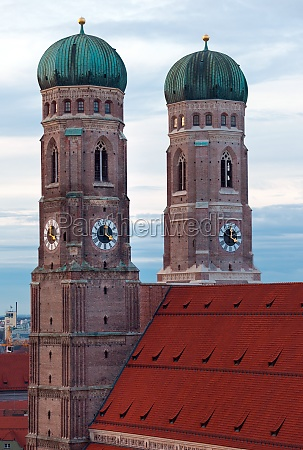 the church of our lady frauenkirche