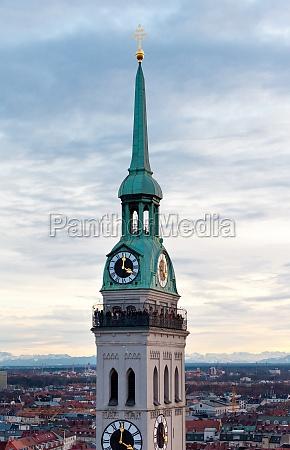 st peters church munich