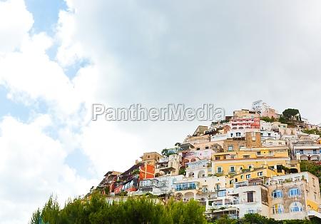 village of positano