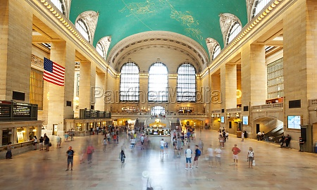 main hall grand central terminal new