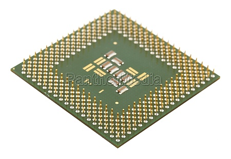 microprocessor for computer