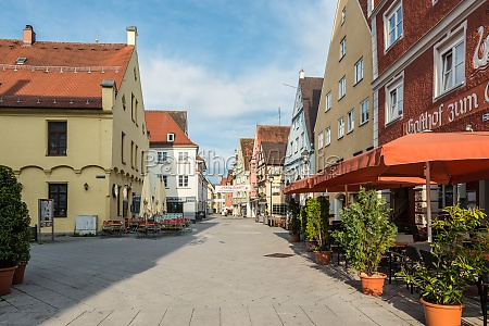 memmingen architecture germany
