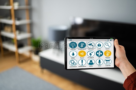 using house automation technology