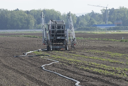 irrigation and watering in agriculture