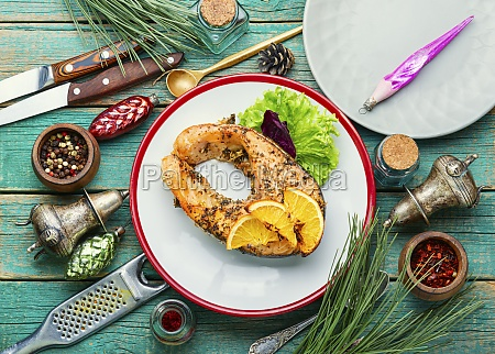 tasty baked fish rolls