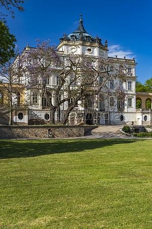 ploskovice castle northern bohemia czech republic