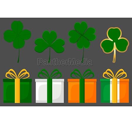 irish holiday st patrick day big