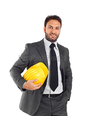 a handsome engineer