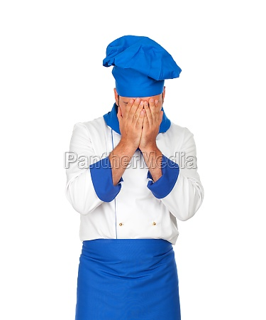 facepalm chef