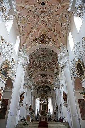 basilica of st vitus in ellwangen