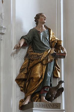 saint john the evangelist basilica of