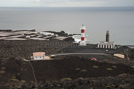 fuencaliente lighthouses and salt pants