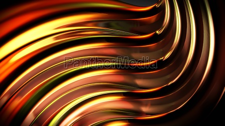 beautiful abstract background 3d illustration