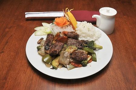 japanese hibachi steak