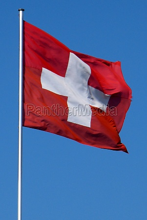 national flag of switzerland
