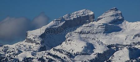 beautiful shaped mountain tour d ai
