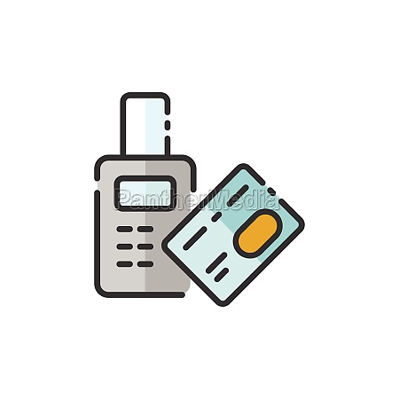 pay with credit card reader machine